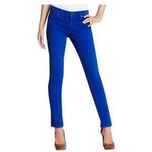 Rag and bone for intermix cobalt blue jeans